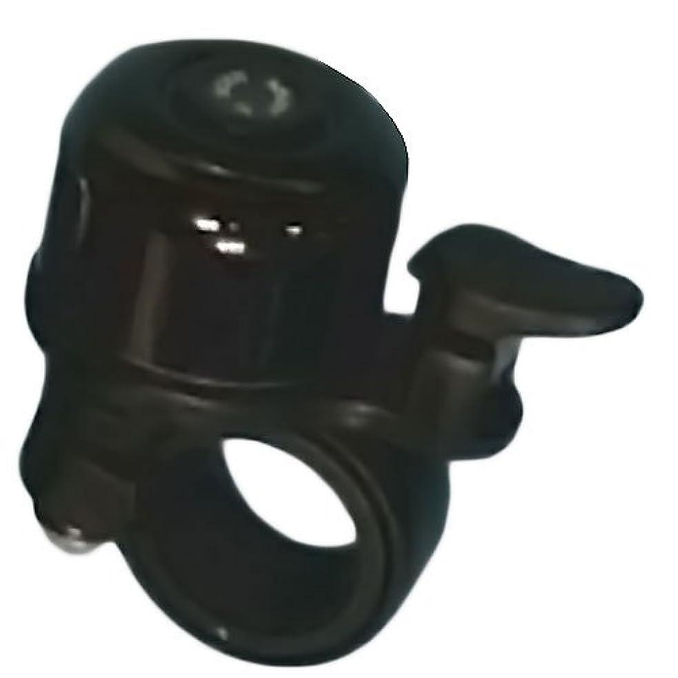 動員するスコア鋼オウギ マッチベル アルミ ブラック/ブラック(015051)