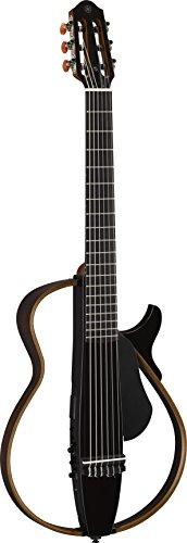 YAMAHA ヤマハ サイレントギター SLG200N TBL トランスルーセントブラック  ナイロン弦モデル