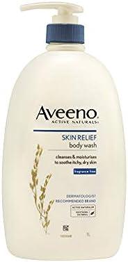 AVEENO Skin Relief Body Wash, 1L