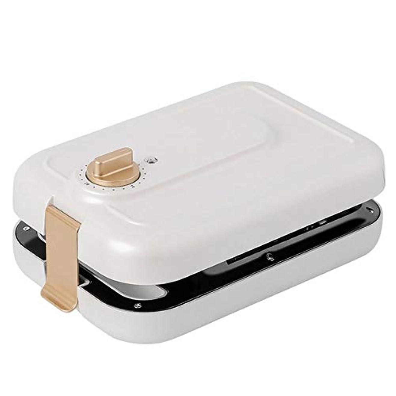 ピカソニコチン逆さまにオムレツの朝食のワッフル機、オーブン、電気アイロンマシン発泡サンドイッチメーカーのワッフルメーカー家庭の台所用220V 3パン,220-240V,欧州連合