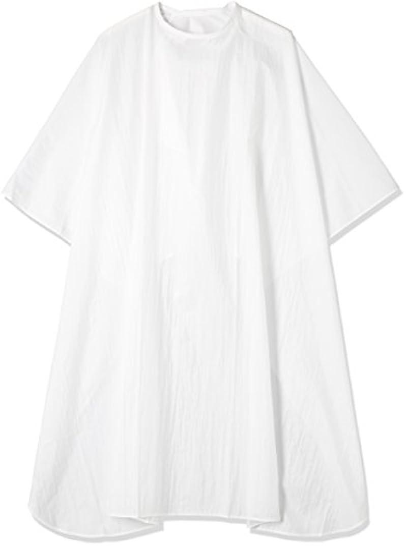 背景軽蔑予測するエルコ シワカラー袖なしカット ホワイト60