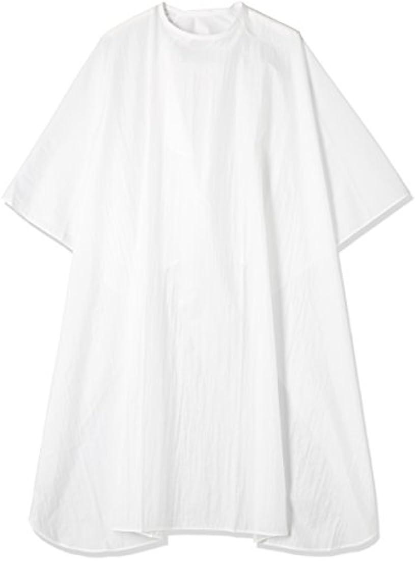 再生可能しつけ弾薬エルコ シワカラー袖なしカット ホワイト60