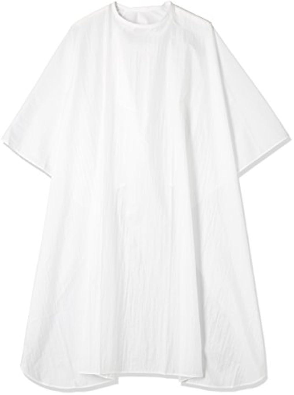 クリーナー深いマインドフルエルコ シワカラー袖なしカット ホワイト60