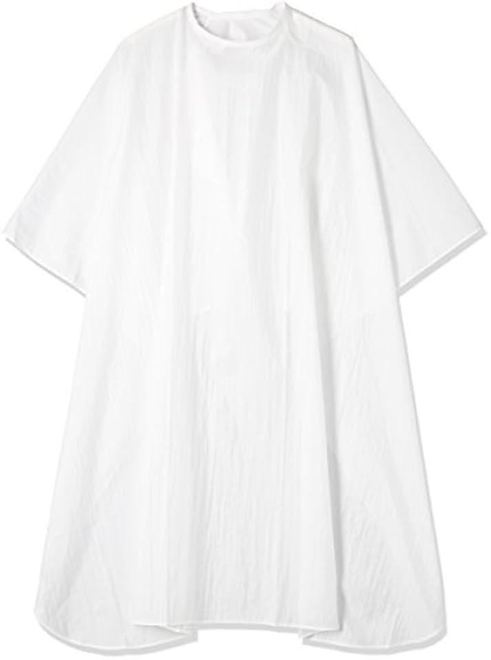 ネックレット最大めんどりエルコ シワカラー袖なしカット ホワイト60