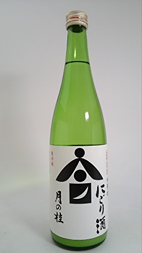 月の桂 本醸造 大極上中汲 にごり酒 720ml 17.2度 ...