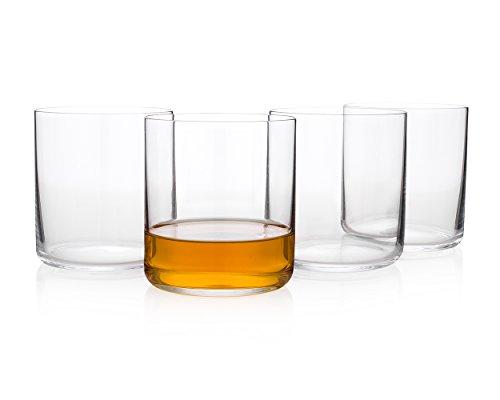 銀座バー」Japanese Whiskeyガラス(ギフトボックスセットof 4)