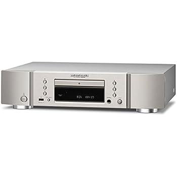 marantz CDプレーヤー HDAM搭載フルディスクリート出力回路 シルバーゴールド CD-6006/FN