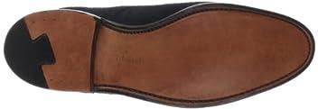 Allen Edmonds Player's Shoe: Navy Suede 9792