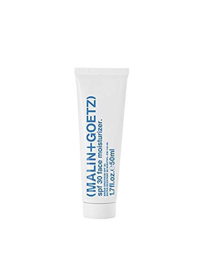同行換気繁殖MALIN+GOETZ SPF 30 Face Moisturizer 50ml/1.7oz並行輸入品