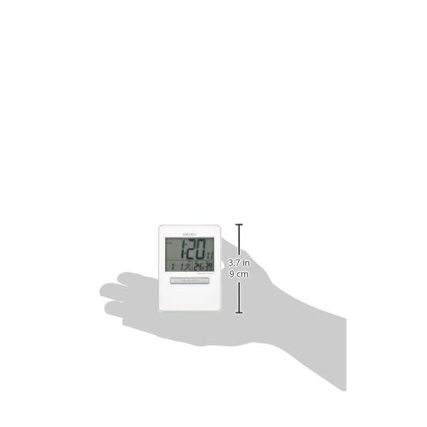 セイコー クロック 目覚まし時計 トラベラ 電...の紹介画像4