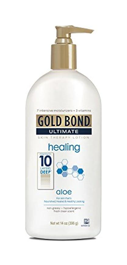 Gold Bond Ultimate Healing Lotion 415 ml (並行輸入品)