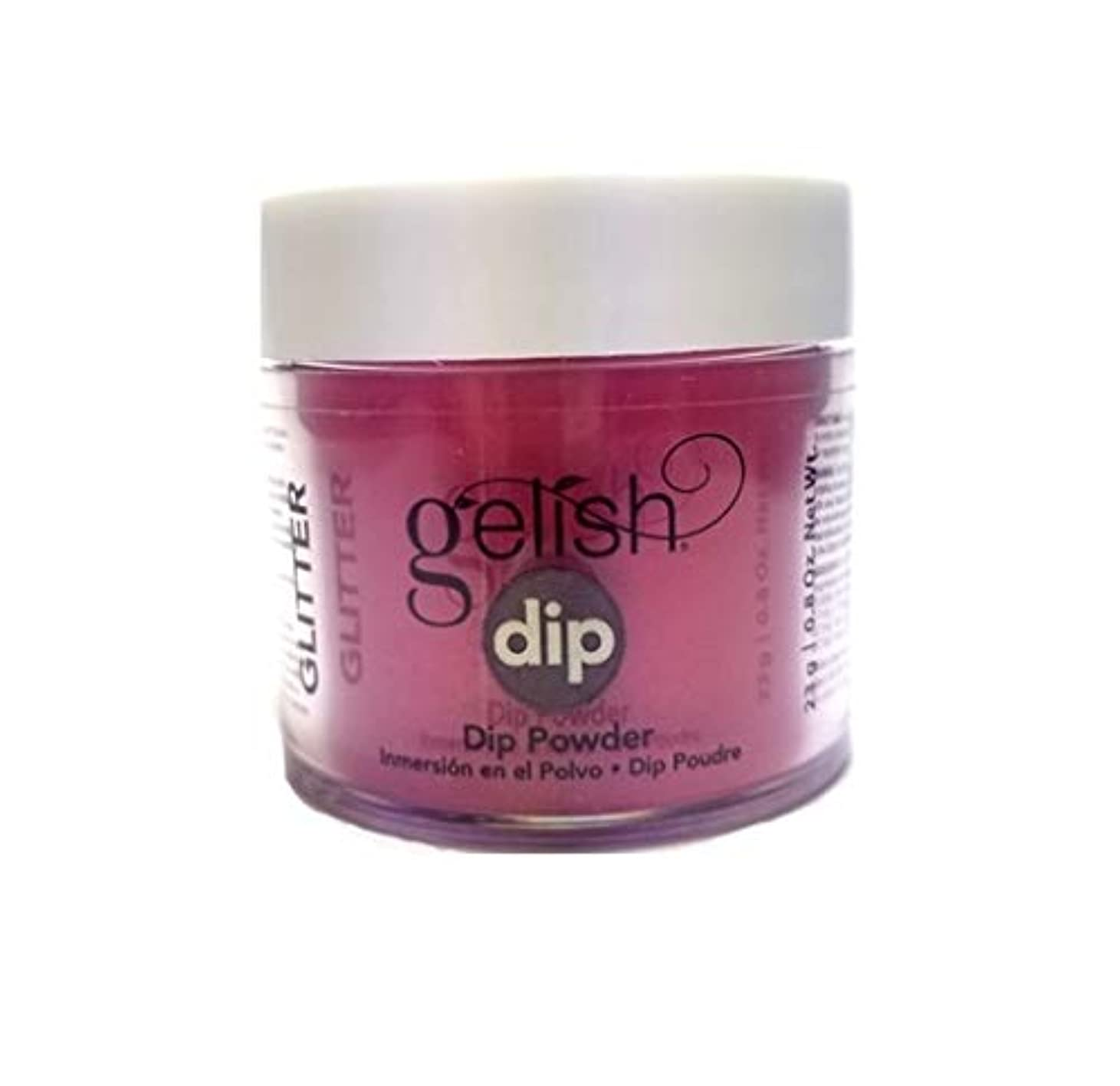 やさしい塩辛い反映するHarmony Gelish - Dip Powder - All Tied Up.With A Bow - 23g / 0.8oz
