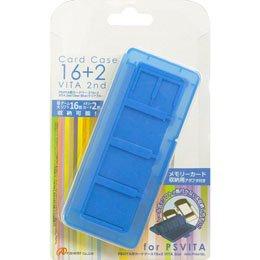 アンサー PS VITA用 「カードケース16+2 VITA...