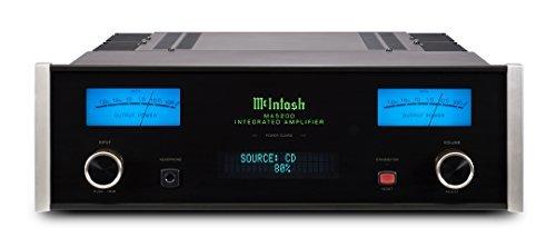 McIntosh Labs MA5200 Stereo Integrated Amplifier [並行輸入品]