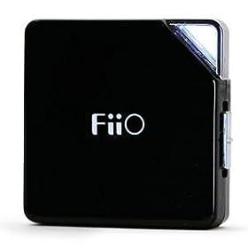 オヤイデ Fiio ポータブルヘッドホンアンプ E6