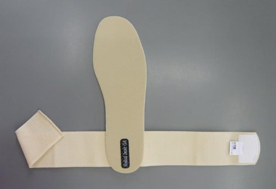 リビジョン競争力のあるスパークかるがるO脚インソール バンド付き 1足組(2枚入) ベージュ 026077?紳士用(~28.5cm)