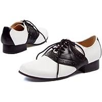 saddle-105大人用コスチューム靴 – サイズ6