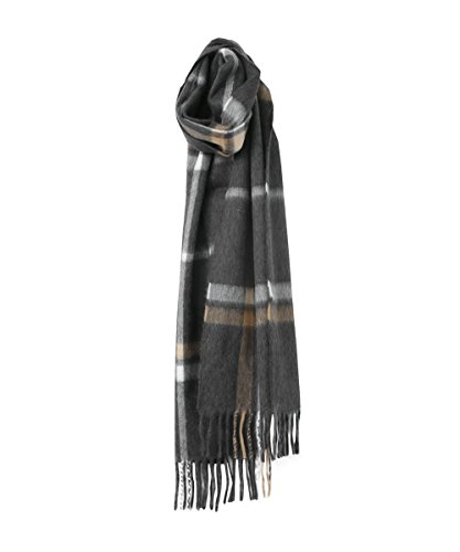 (アーバンリサーチ ドアーズ)URBAN RESEARCH DOORS SCOTTISH TRADITION WOVEN SCARF WS-DM77 FREE GRY IVO