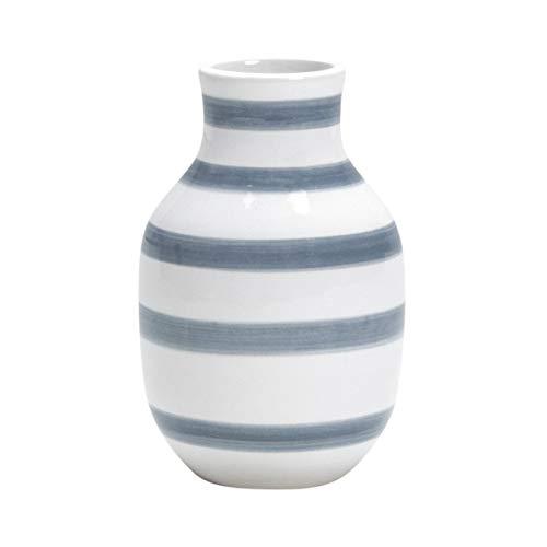 RoomClip商品情報 - Kahler ケーラーOmaggio Vase オマジオ フラワーベース(S) ライトブルー H:12.5cm
