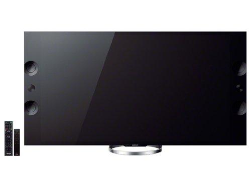 SONY 65V型 地上・BS・110度CSチューナー内蔵 3D対応4K対応液晶テレビ KD-65X9200A(USB HDD録画対応)