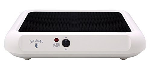 APIX フットヒーター ピュアホワイト AFH-109-WH