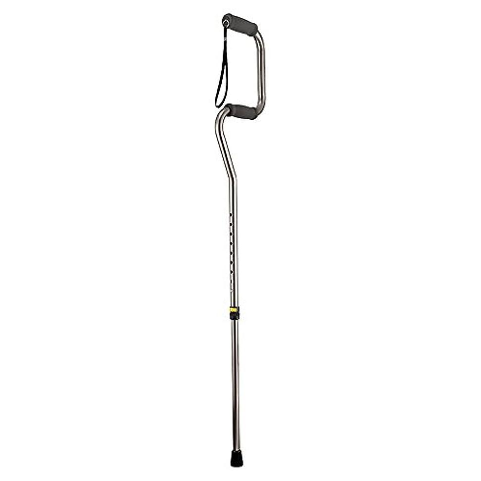 運ぶ歌寝室を掃除するダブルベント松葉杖歩くスティックアンチスリップ軽量ウォーカー