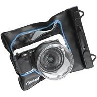 ミラーレス一眼カメラ用 防水ケース オンロード (OS-028) CANON SONY Nikon OLYMPUS FUJIFILM CASIO などのミラーレス一眼カメラ デジタルカメラ ストラップ付き クリップロック式