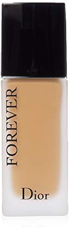 累積大きい打ち負かすクリスチャンディオール Dior Forever 24H Wear High Perfection Foundation SPF 35 - # 4WO (Warm Olive) 30ml/1oz並行輸入品