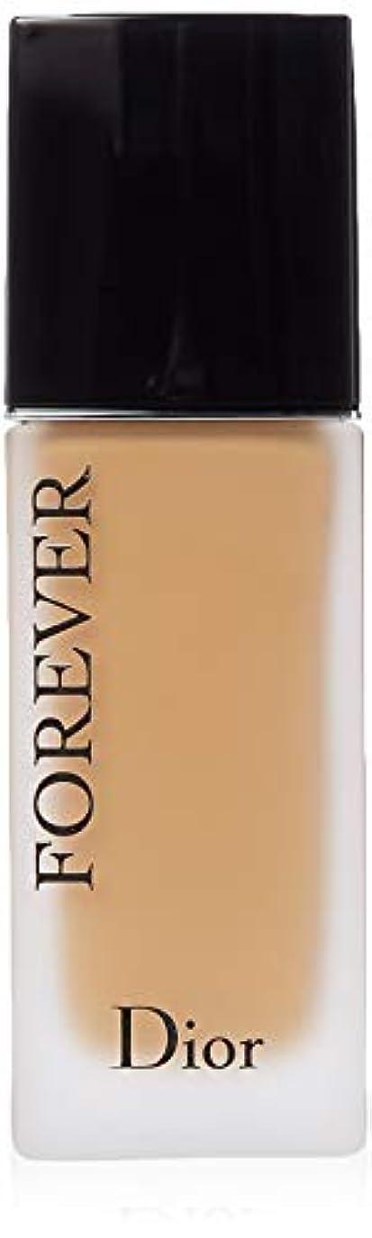 トラフ気分が悪いワイプクリスチャンディオール Dior Forever 24H Wear High Perfection Foundation SPF 35 - # 4WO (Warm Olive) 30ml/1oz並行輸入品