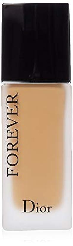 で肘詩人クリスチャンディオール Dior Forever 24H Wear High Perfection Foundation SPF 35 - # 4WO (Warm Olive) 30ml/1oz並行輸入品