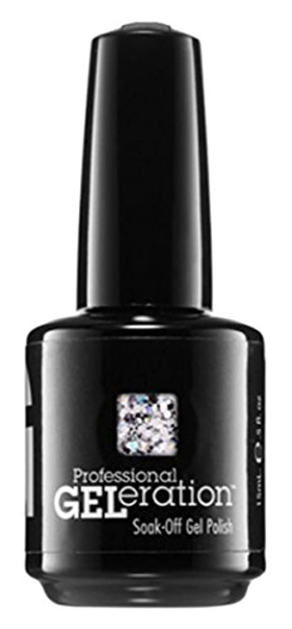 に対処するホールドキャンペーンJessica GELeration Gel Polish - Mirror Mirror - 15ml / 0.5oz