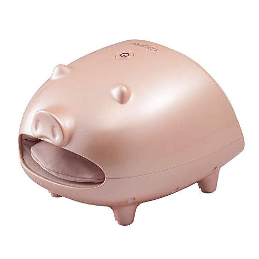 贈り物リーン手つかずのアテック ルルド フットケア コードレス リラブー ピンク AX-KXL3700pk AX-KXL3700pk