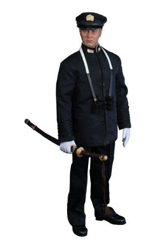 アートストーム 3R ×FEWTURE 三船敏郎 連合艦隊指令長官バージョン 冬服タイプ 濃紺 1/6スケール アクションフィギュア