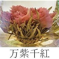 天香茶行 万紫千紅(お花の工芸茶) 約7g1個 【 お茶 茶葉 】
