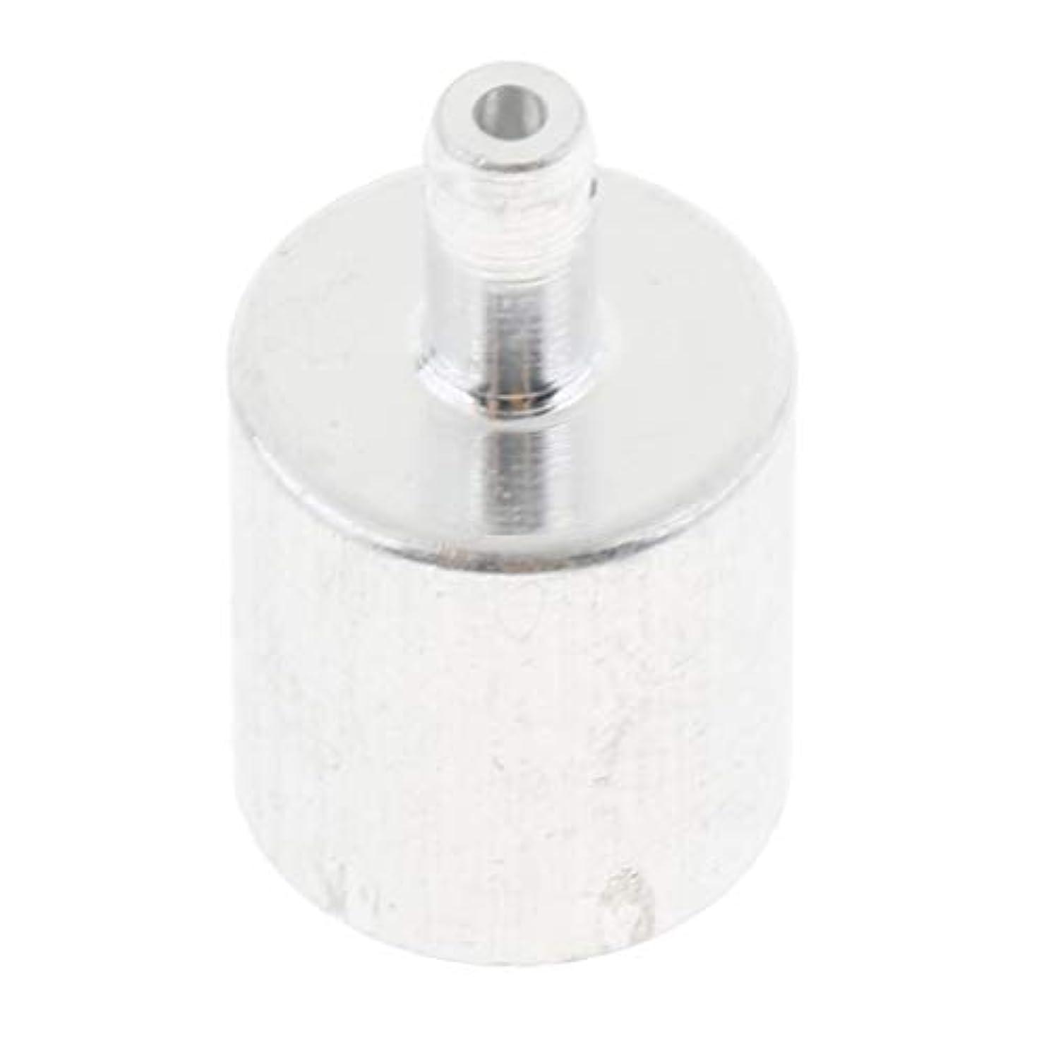 強度瞬時に進化Almencla ガスキャニスター詰め替えアダプター 交換品 アルミ合金製 高質量 ストーブ用
