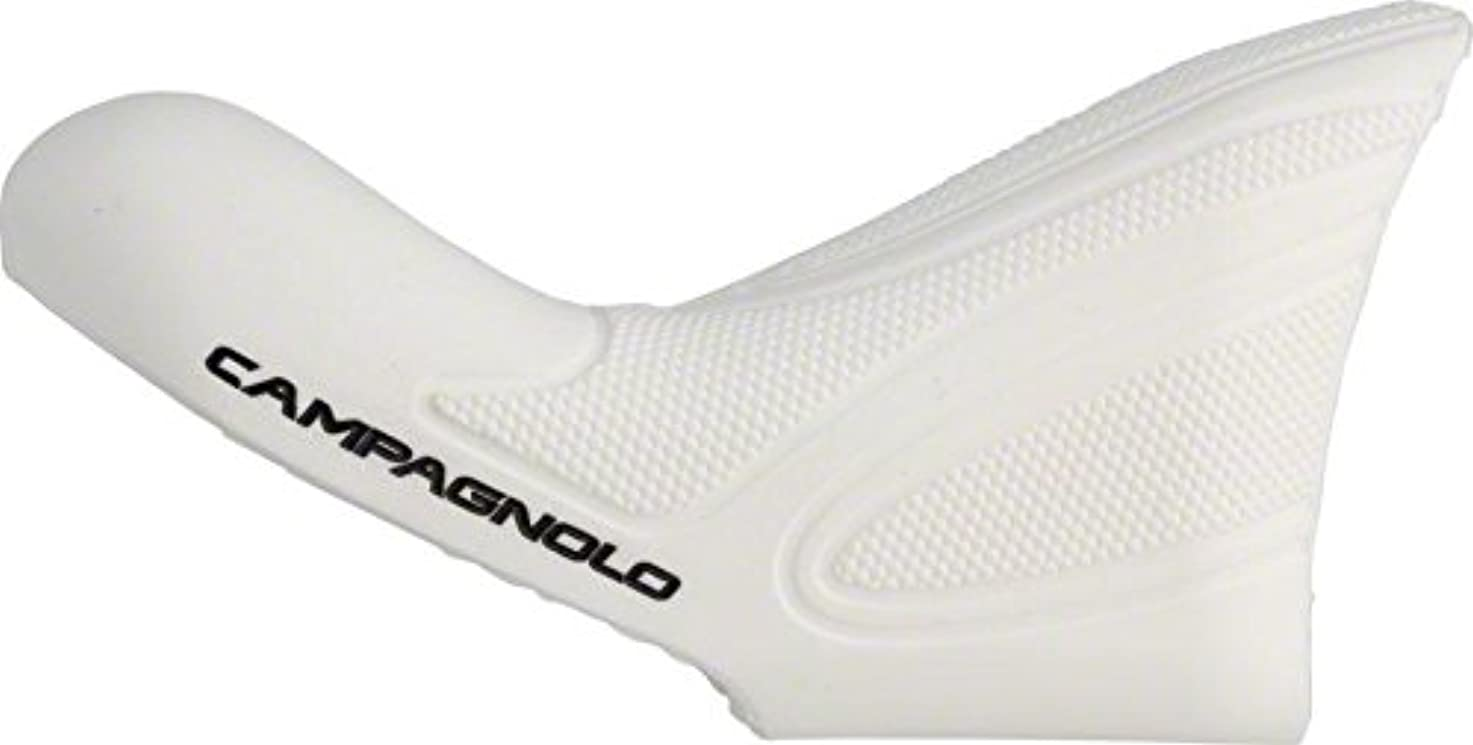 意外考えファセットCampagnolo Ultra-Shift Lever Hoods for 2015 and later, White by Campagnolo