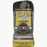 Homax 106601-06 Steel Wool Pads Poly Bag 16 Pads/Pkg [並行輸入品]