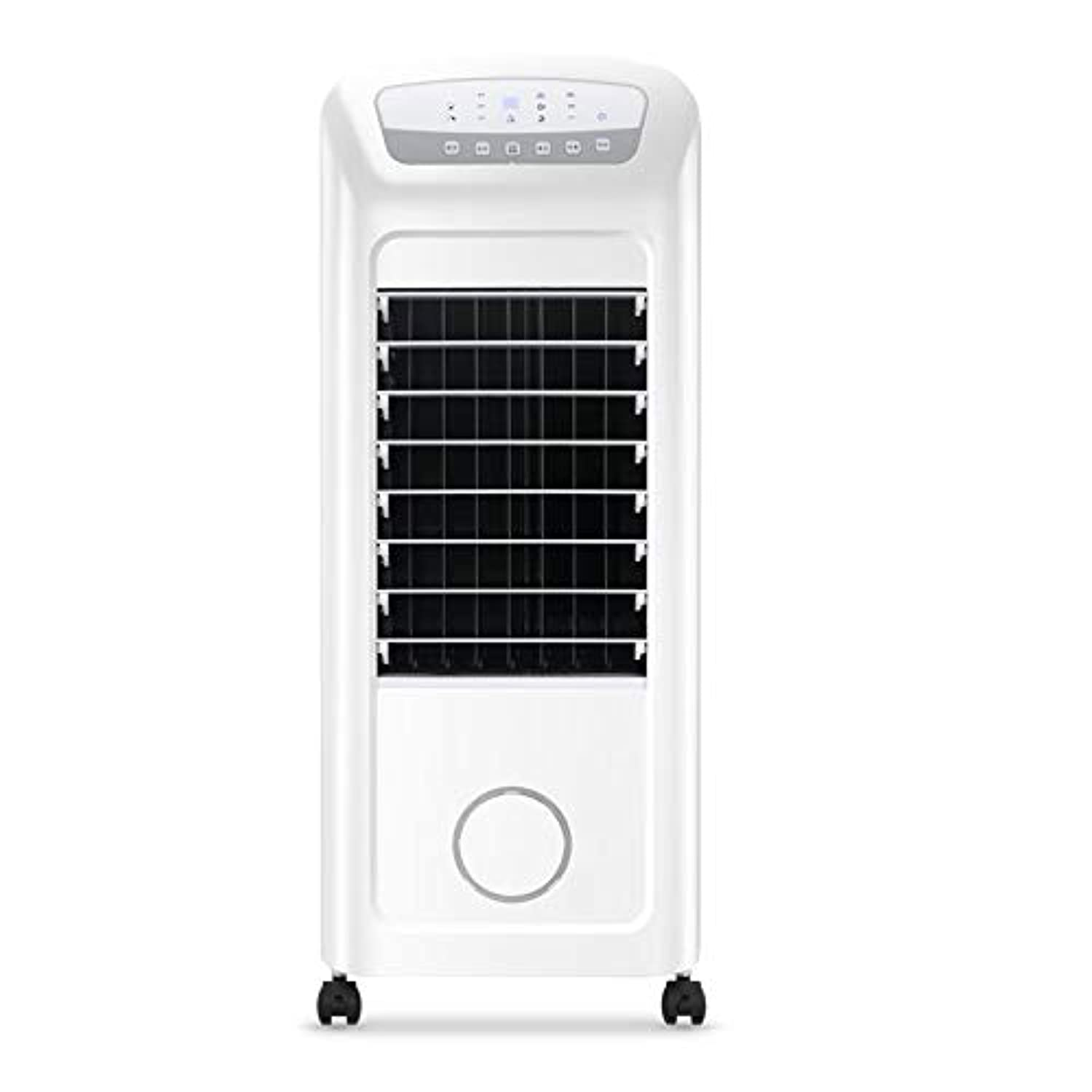 MEIDUO 空調?季節家電 クーラーファン3-IN-1蒸発型エアークーラー3 60°振動60W 扇風機