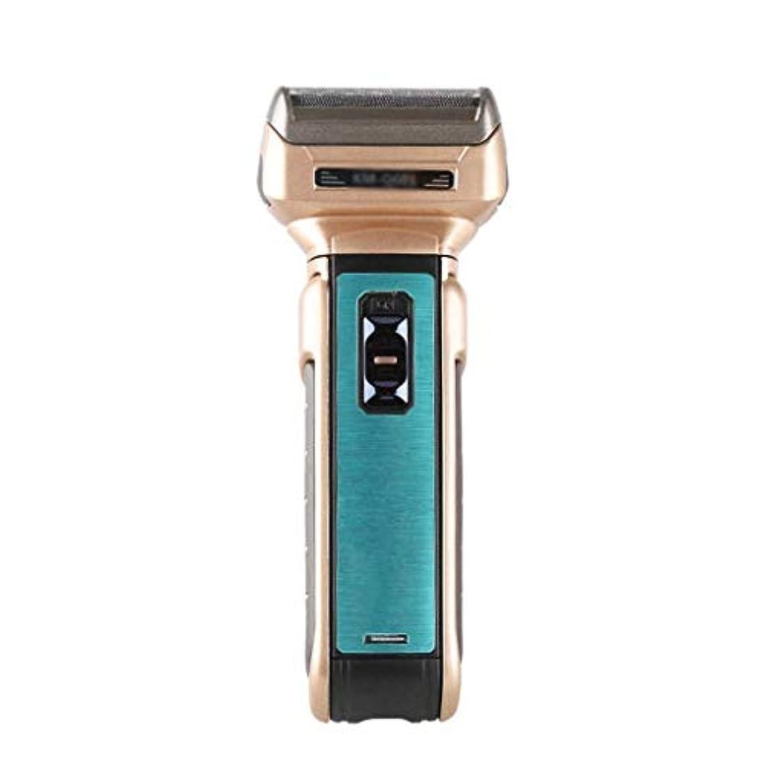 デコレーションシャープ聡明LXTXD 精密トリマー付きウェット&ドライメンズ電気シェーバー