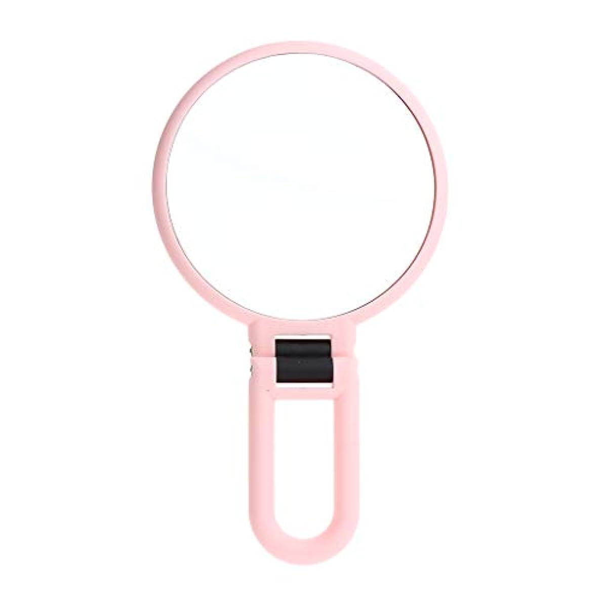 玉またはどちらか加速するPerfeclan 化粧鏡 スタンド 鏡 両面ミラー 折りたたみ ミラー メイクミラー 2タイプ選べ - 10倍