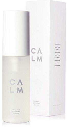 CALM (カーム) 美容液 50ml 日本製 オーガニック 天然由来成分100% 美白 高保湿 高浸