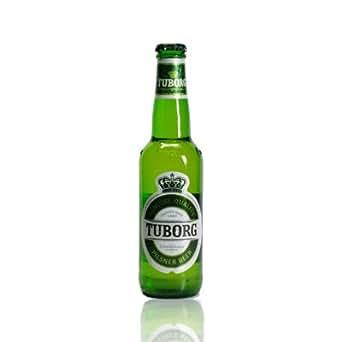 ツボルグ(デンマーク)330ml瓶(24本入)日本ビール輸入ビール