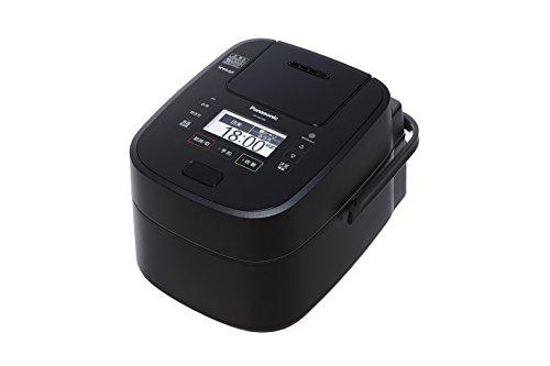 パナソニック スチーム&可変圧力IHジャー炊飯器 1.8L (ブラック) SR-VSX188-K 1台