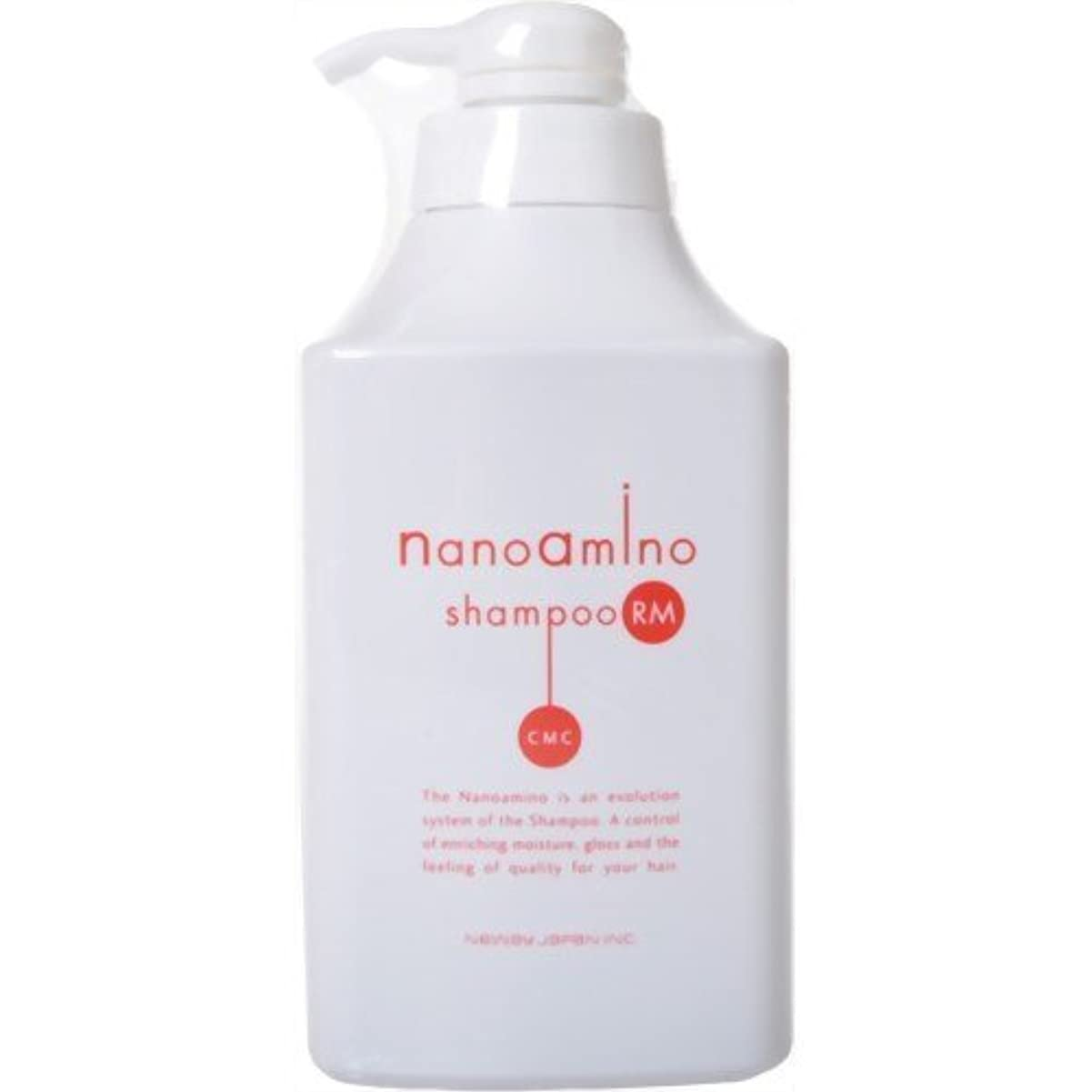 きれいに正確なと闘うニューウェイジャパン ナノアミノ シャンプー RM 1000ml