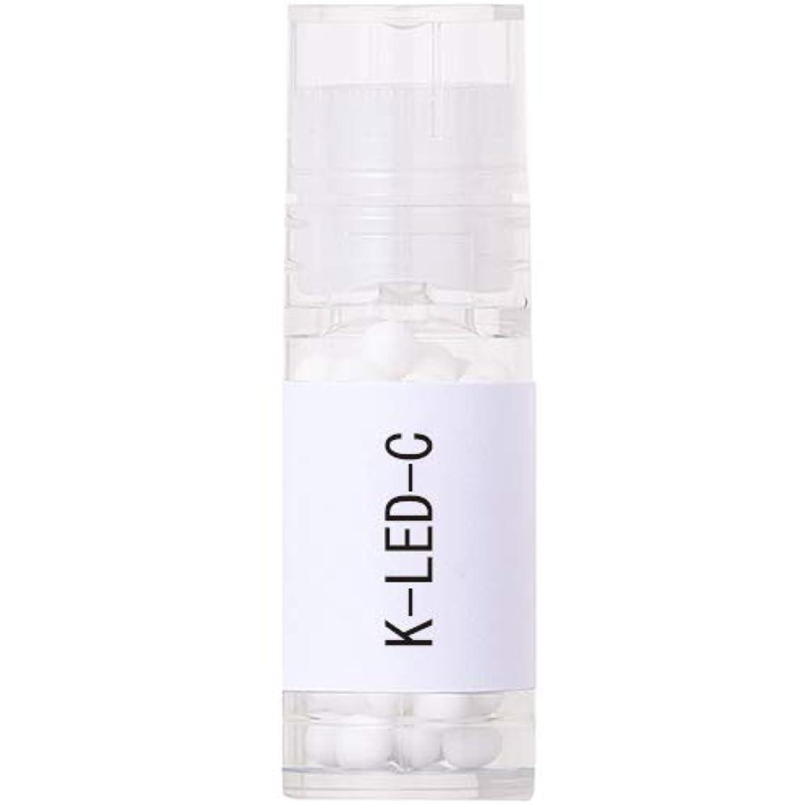 偏心調和のとれた幸運なホメオパシージャパンレメディ Kシリーズ K-LED-C(大ビン) 2.6g(約100粒)