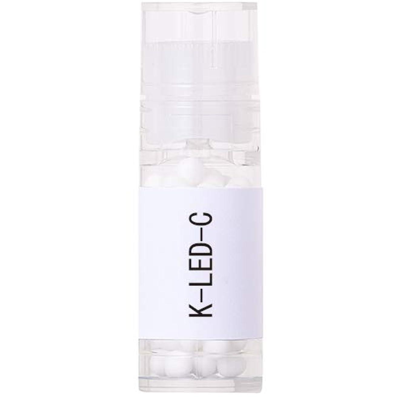展示会弾丸動機ホメオパシージャパンレメディ Kシリーズ K-LED-C(大ビン) 2.6g(約100粒)