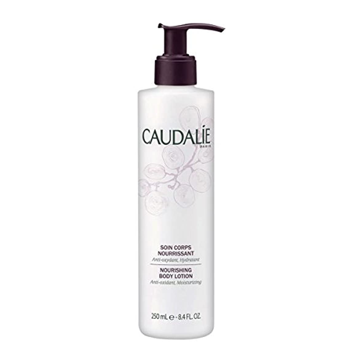 Caudalie Nourishing Body Lotion 400ml [並行輸入品]