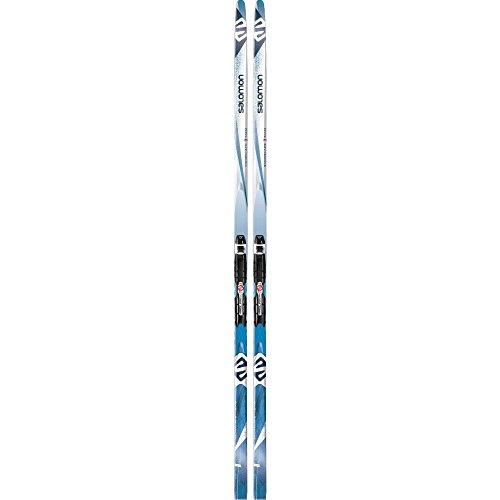[해외] (살로몬) SALOMON 레이디스 스키・스노보드 보드・판 SNOWSCAPE 7 SIAM CROSS-COUNTRY SKIS WITH BINDINGS [병행수입품]-