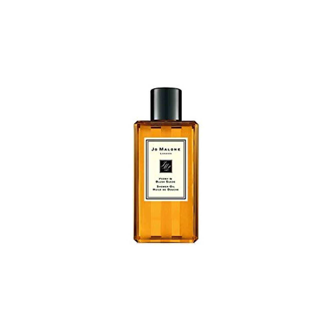 出会いバトル和Jo Malone Peony & Blush Suede Shower Oil - 250ml (Pack of 6) - ジョーマローン牡丹&スエードシャワーオイル赤面 - 250ミリリットル (x6) [並行輸入品]