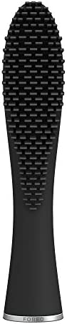 FOREO ISSA Replacement Brush Head, Cool Black